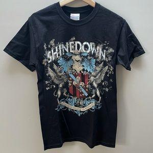 3/$15🌴 Shinedown Band T-Shirt Concert Merchandise